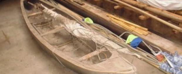 Canoë à voile