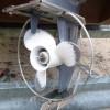 Fabrication d'une protection d'hélice